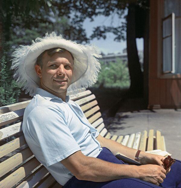 El primer hombre en el espacio: Yuri Gagarin - Sputnik Mundo
