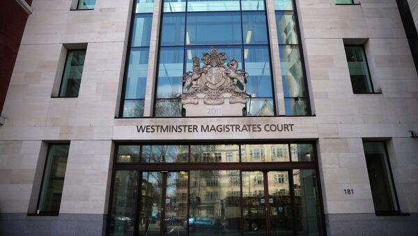 Tribunal de Magistrados de Westminster en el Reino Unido - Sputnik Mundo