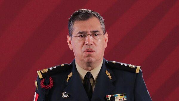 El general Luis Rodríguez Bucio, comandante de la Guardia Nacional de México - Sputnik Mundo