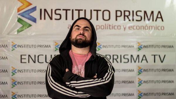 Rapero argentino, Doble D - Sputnik Mundo