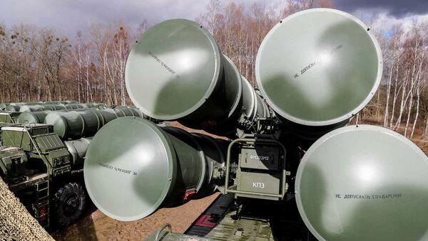 Los sistemas S-400 - Sputnik Mundo