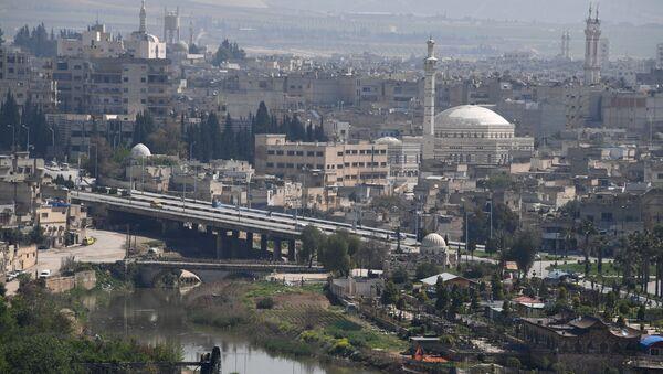 La ciudad siria de Hama - Sputnik Mundo