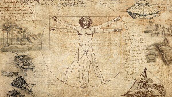 Los inventos de Da Vinci, imagen ilustrativa - Sputnik Mundo