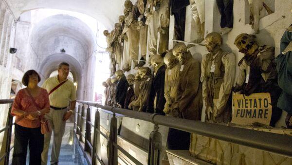 ¡Qué miedo! Estos son los destinos turísticos más escalofriantes del planeta - Sputnik Mundo