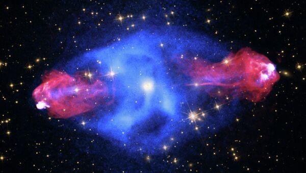 Una parte de la constelación de Cygnus - Sputnik Mundo