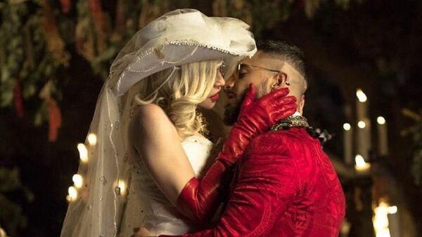 Madonna y Maluma - Sputnik Mundo