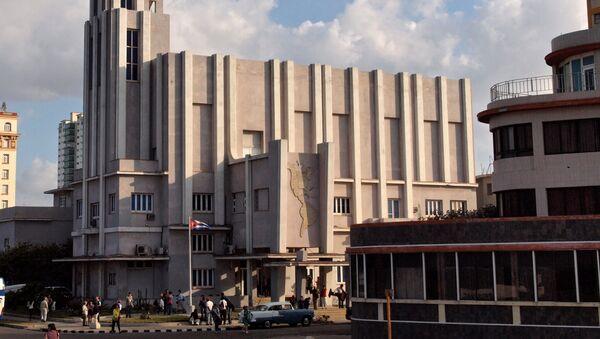 Casa de las Américas, Cuba - Sputnik Mundo