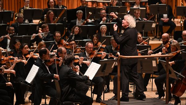 La Orquesta Sinfónica de Londres - Sputnik Mundo