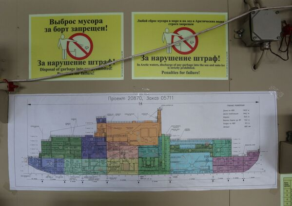 Akademik Lomonosov: así es la primera central nuclear flotante de Rusia - Sputnik Mundo