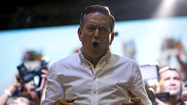 Laurentino Cortizo, ganador de las elecciones presidenciales en Panamá - Sputnik Mundo