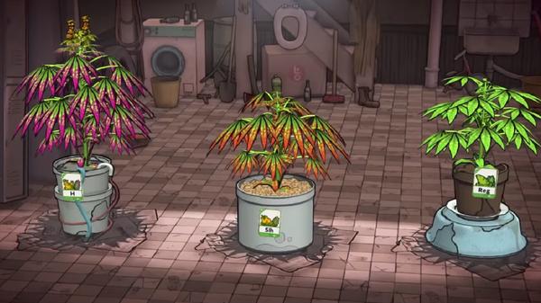 El videojuego Weedcraft Inc., captura de pantalla - Sputnik Mundo