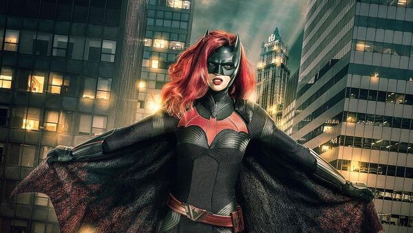 Batwoman, imagen referencial - Sputnik Mundo