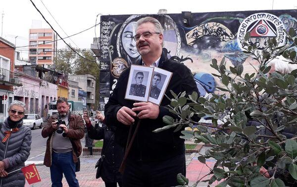Nikolái Sofinski, embajador de Rusia en Uruguay - Sputnik Mundo