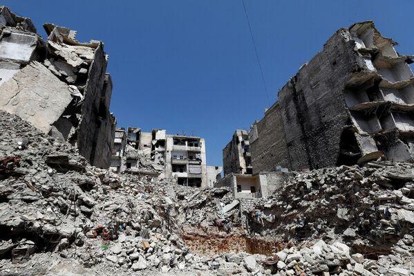 Alepo tras la guerra en Siria - Sputnik Mundo
