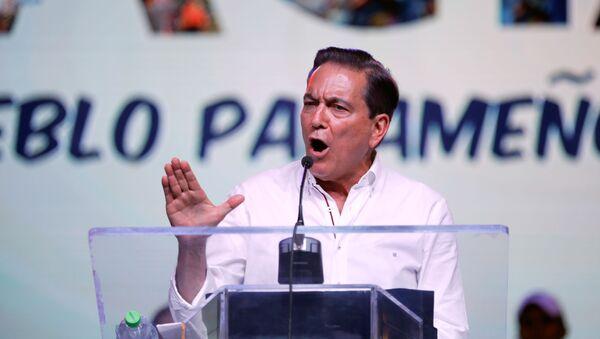 Laurentino Nito Cortizo, presidente electo de Panamá - Sputnik Mundo