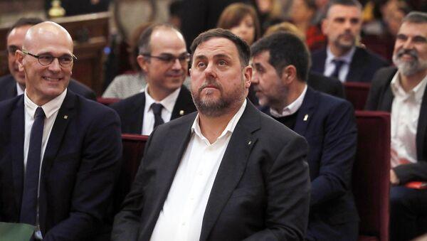 Oriol Junqueras, exvicepresidente catalán - Sputnik Mundo