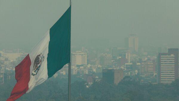 Situación ambiental atmosférica en la Ciudad de México - Sputnik Mundo