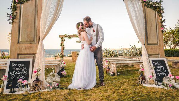 Una exclusiva boda a la cubana: Patricia y Ariel - Sputnik Mundo