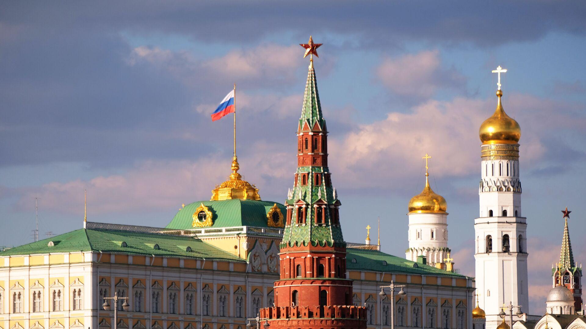 El Kremlin de Moscú - Sputnik Mundo, 1920, 11.03.2021