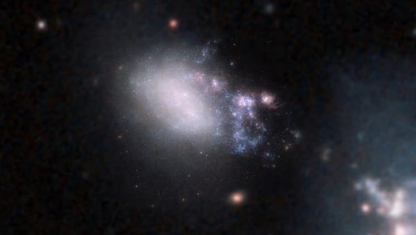 Una galaxia - Sputnik Mundo