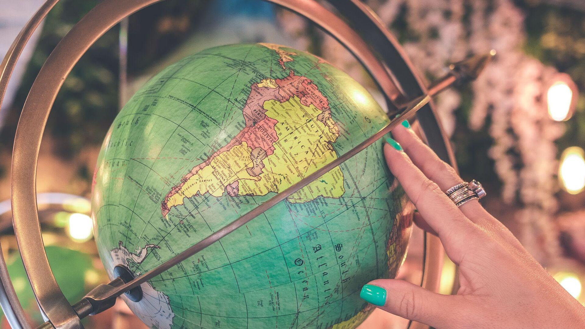 América Latina en un globo - Sputnik Mundo, 1920, 21.09.2021