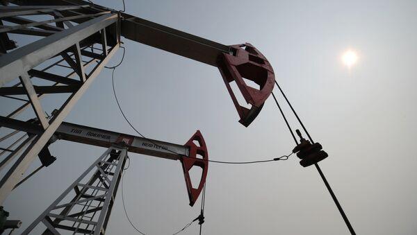 Extracción de petróleo - Sputnik Mundo