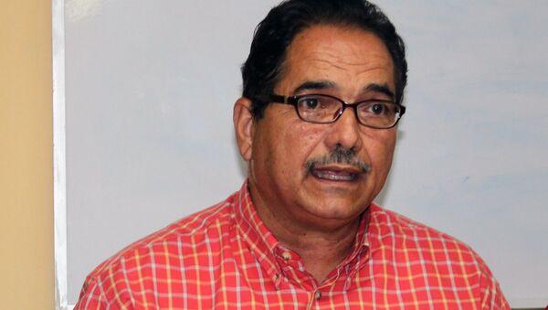 Rafael Emilio Cervantes, investigador social, profesor de la Universidad de La Habana, y miembro de la sección Cuba de la Asociación de Estudios Latinoamericanos (LASA). - Sputnik Mundo