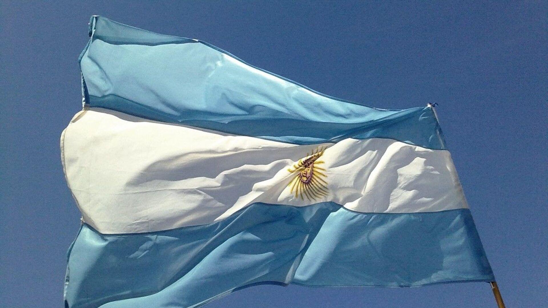Bandera de Argentina - Sputnik Mundo, 1920, 08.10.2021