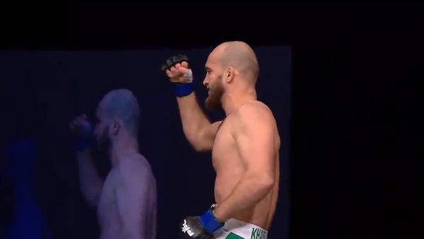 Movlid Jaibulaev, luchador ruso - Sputnik Mundo