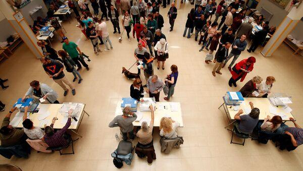 Elecciones en Barcelona - Sputnik Mundo