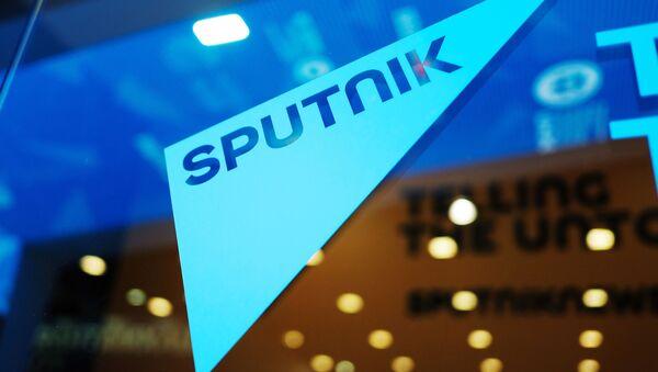 El logo de Sputnik - Sputnik Mundo