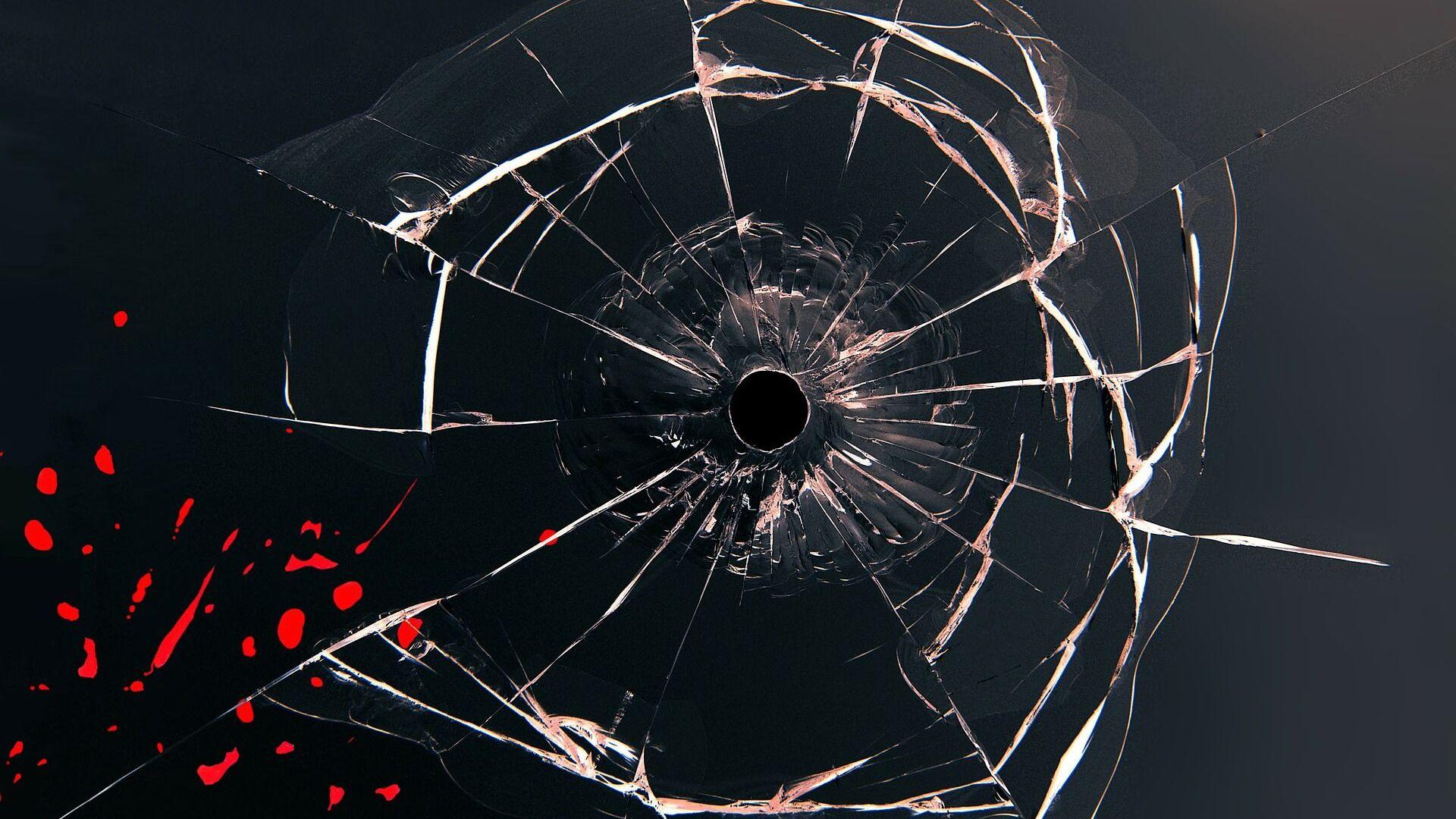 Un cristal roto (imagen referencial) - Sputnik Mundo, 1920, 12.08.2021