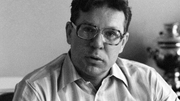 Valeri Legásov, científico ruso (archivo) - Sputnik Mundo