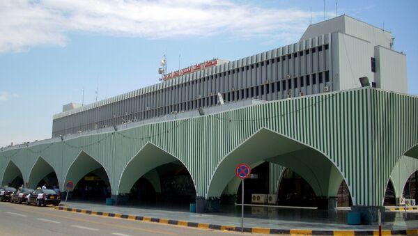 El aeropuerto internacional de Trípoli (archivo) - Sputnik Mundo