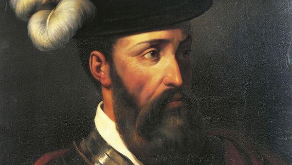 Francisco Pizarro - Sputnik Mundo