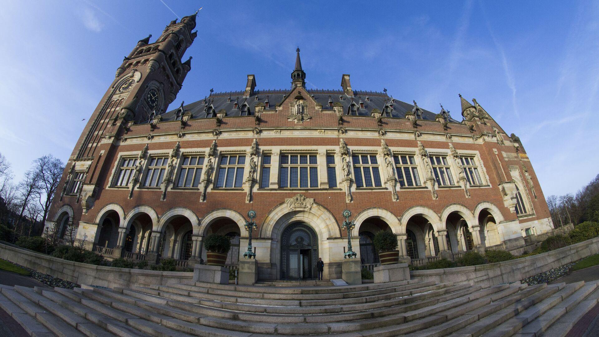 La Corte Internacional de Justicia (CIJ) de La Haya - Sputnik Mundo, 1920, 29.09.2021