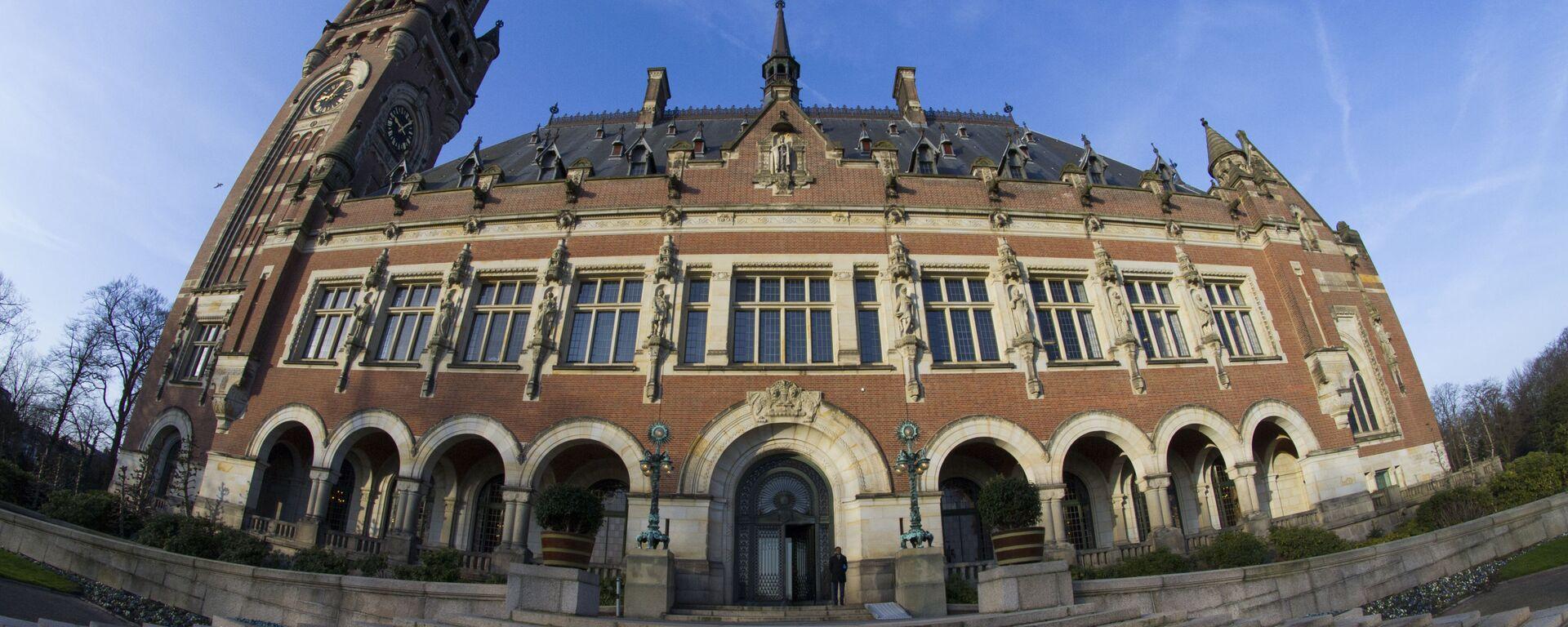 La Corte Internacional de Justicia (CIJ) de La Haya - Sputnik Mundo, 1920, 23.01.2021