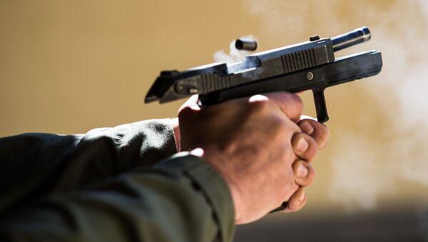 La pistola Udav - Sputnik Mundo