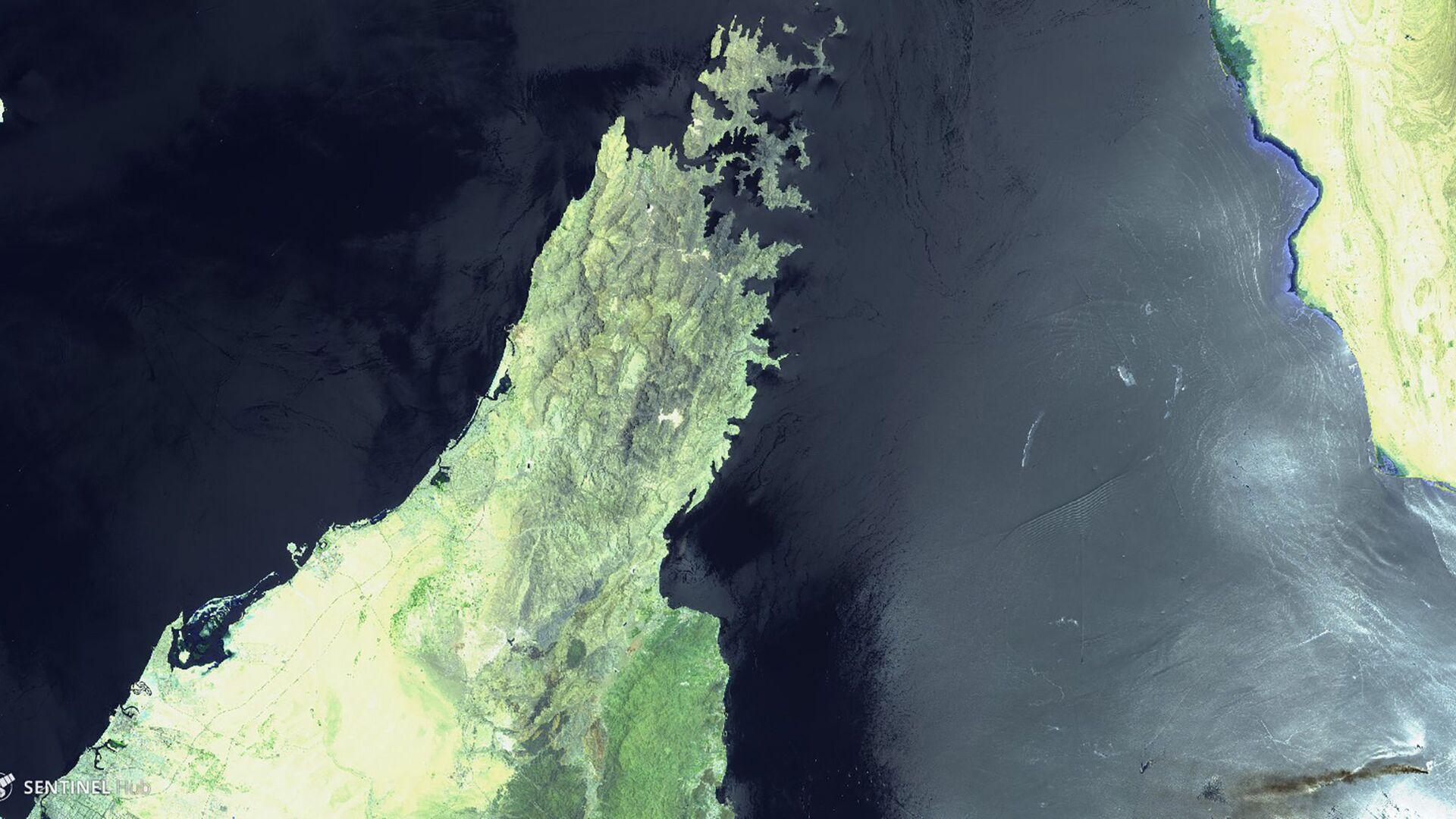 El golfo de Omán - Sputnik Mundo, 1920, 03.08.2021