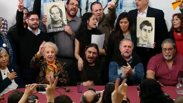Ya son 130: las Abuelas de Plaza de Mayo encuentran a otro nieto desaparecido - Sputnik Mundo