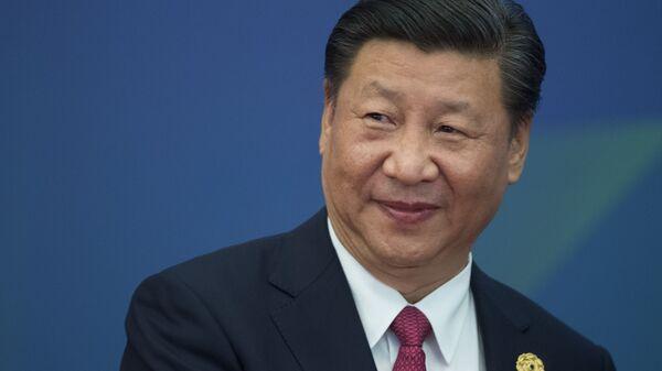 Xi Jinping, presidente de China (archivo) - Sputnik Mundo