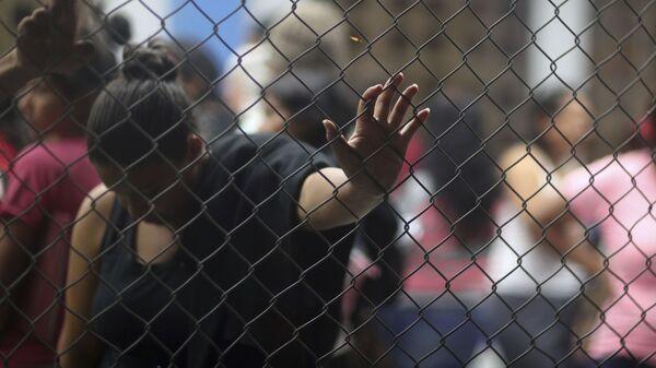 Migrantes venezolanos (Archivo) - Sputnik Mundo