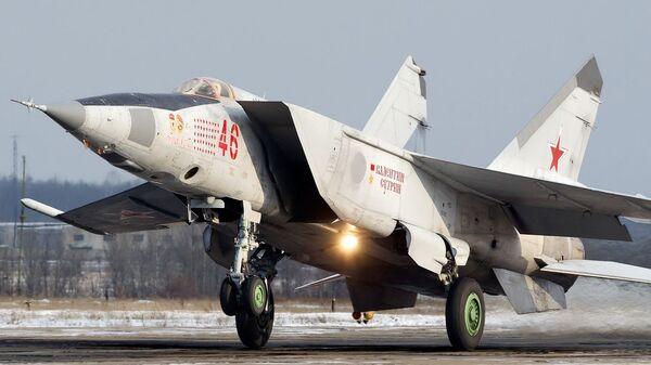 Un MiG-25 - Sputnik Mundo