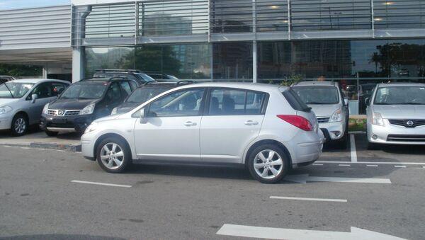 Un concesionario de Nissan - Sputnik Mundo
