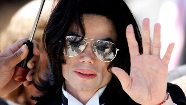 El cantante Michael Jackson - Sputnik Mundo