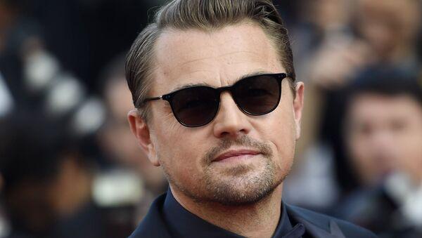 Leonardo DiCaprio en el Festival de Cannes - Sputnik Mundo