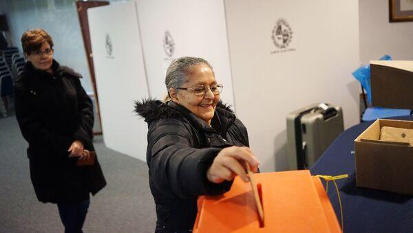 Elecciones internas en Uruguay - Sputnik Mundo