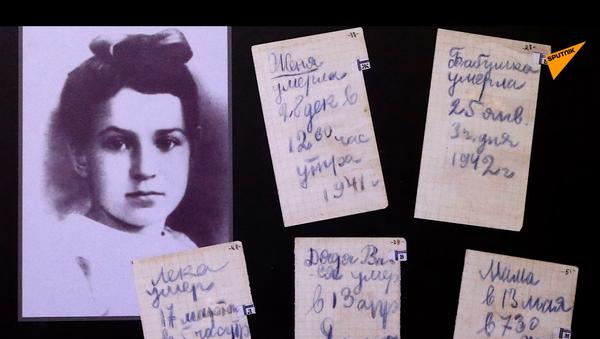 A 75 años de la muerte de la 'Ana Frank rusa' - Sputnik Mundo
