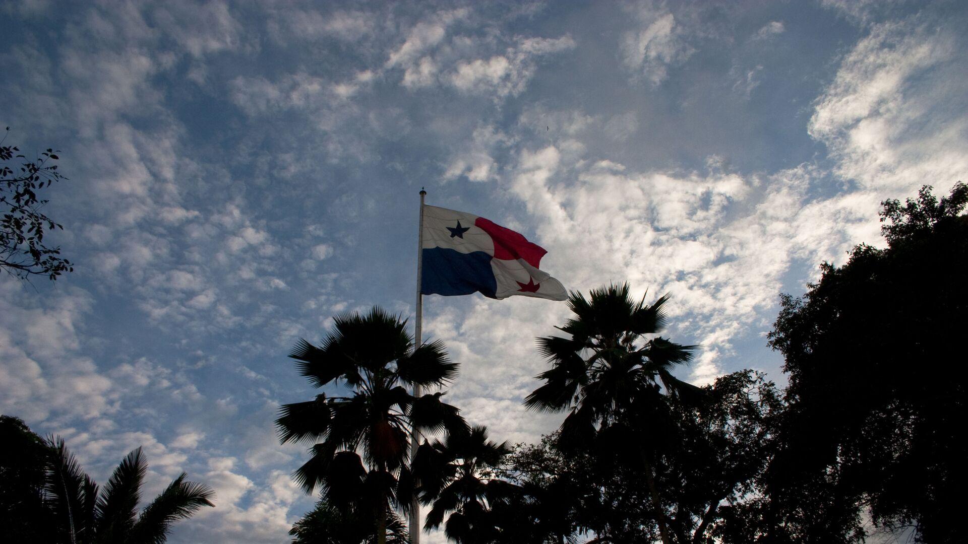 Bandera de Panamá - Sputnik Mundo, 1920, 04.10.2021
