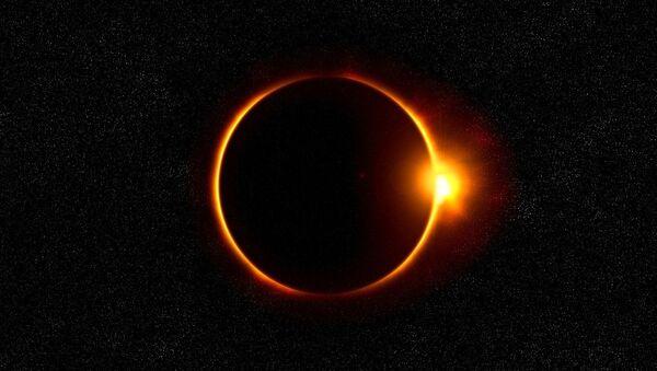 Eclipse solar - Sputnik Mundo